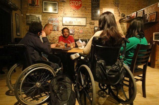 acessibilidade para restaurante