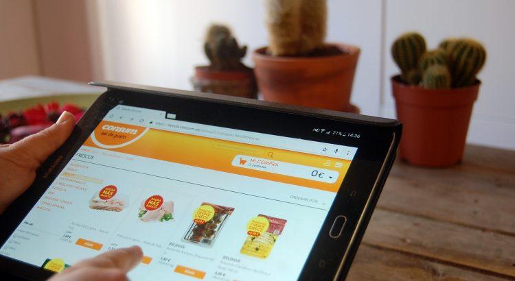 e-commerce para supermercado